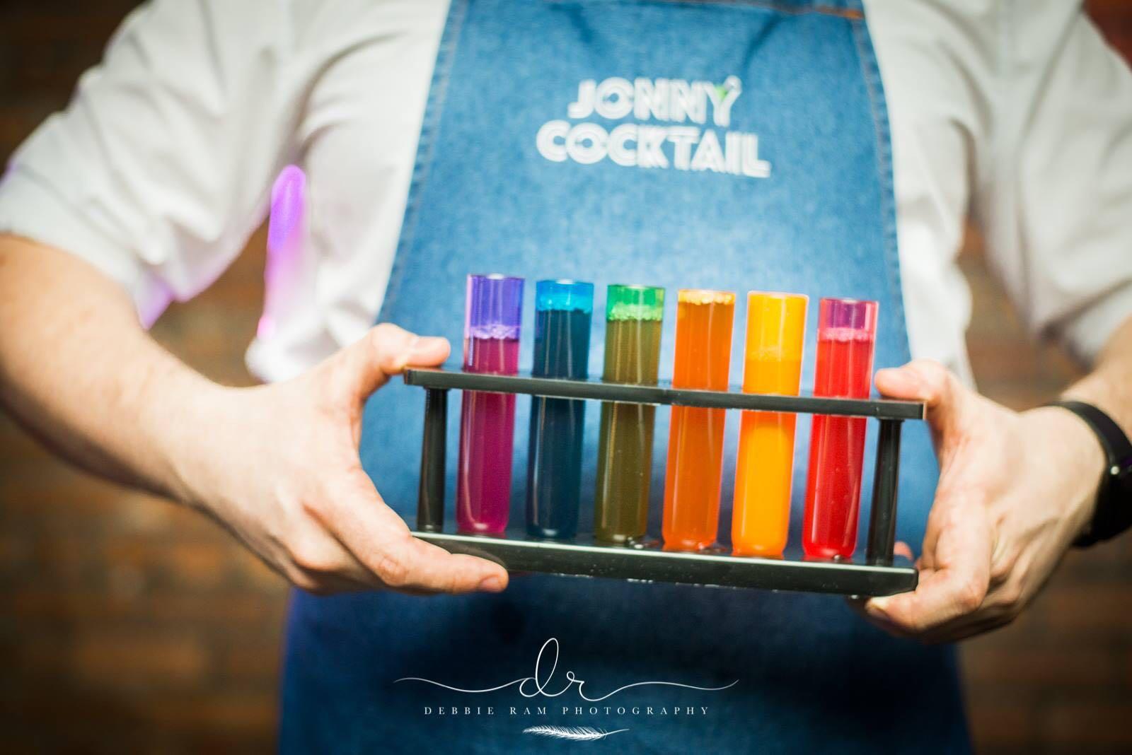 Jonny Cocktail Simcha's Services